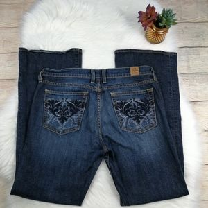 Lucky Brand Sweet N Low Bootcut Jeans Size 12/31